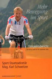 Bewegung im Sport